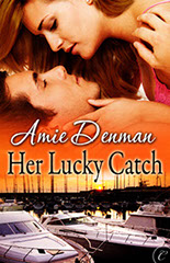 book cover for Her Lucky Catch