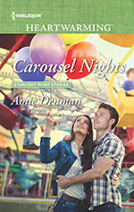 book cover Carousel Nights
