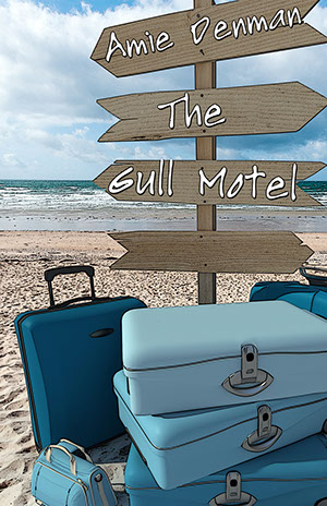 book cover of The Gull Motel